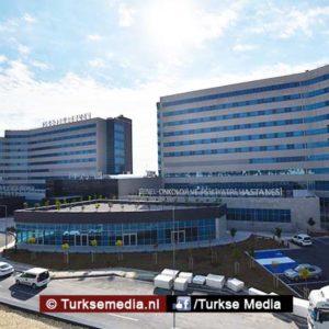 Turkije opent modernste ziekenhuizen van Europa